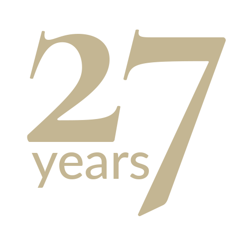 25 years industry experts